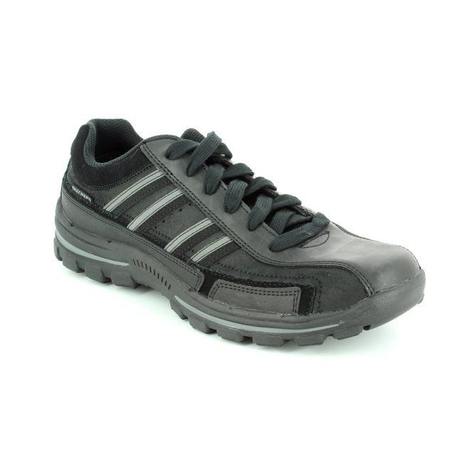 Skechers Braver Gonsor 64624 BBK Black casual shoes