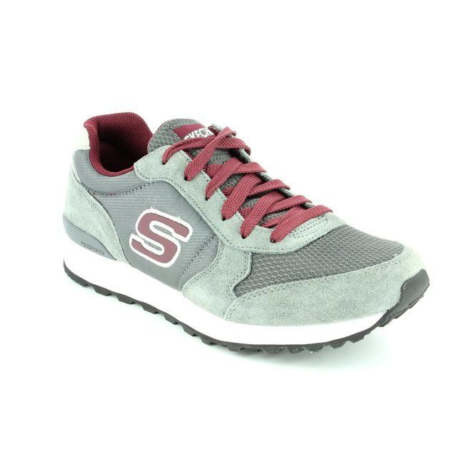 Skechers Trainers & Canvas - Grey - 52310/488 OG 85 EARLY