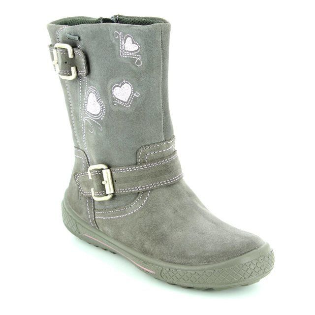 Superfit Tensy Gore-tex 00107-06 Grey suede boots