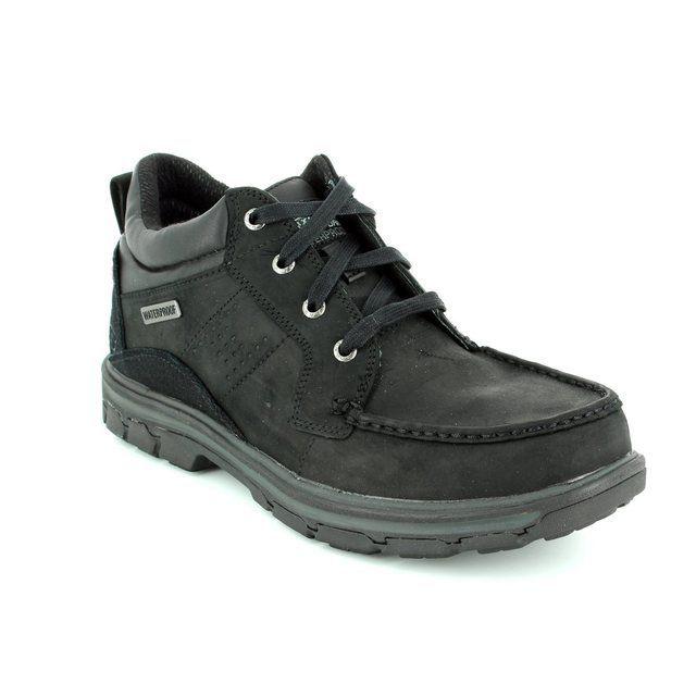 Skechers Segment Melego 64522 BBK Black boots