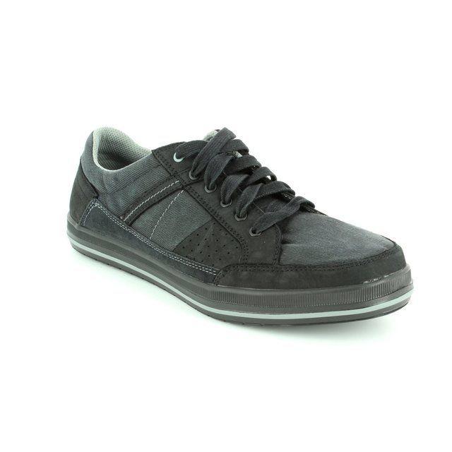Skechers Define Prevo 64671 BBK Black fashion shoes