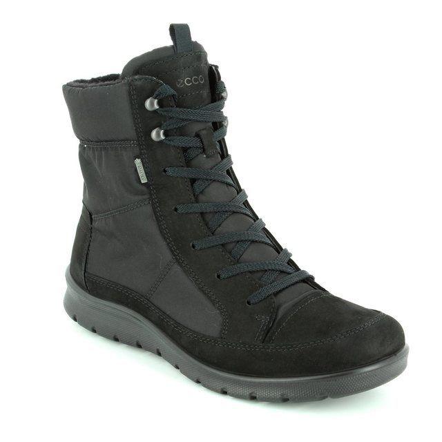 ECCO Babett Bt Gore 215553-02001 Black ankle boots