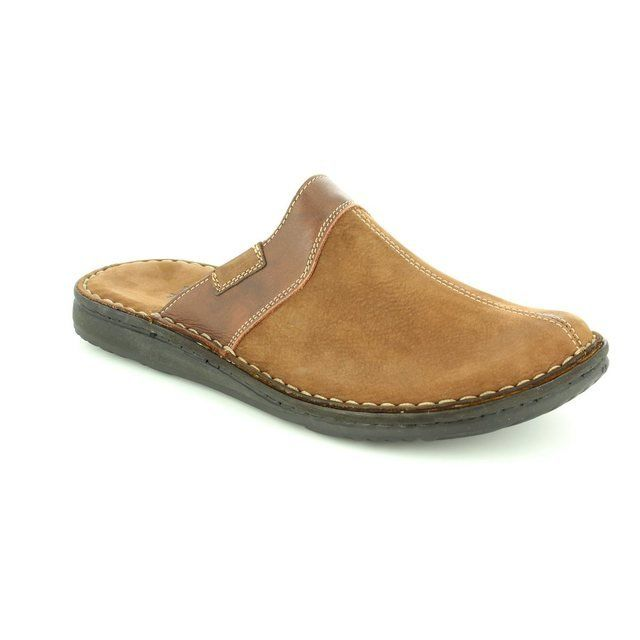Walk in the City Slippers & Mules - Brown - 2307/28800 LEAMU