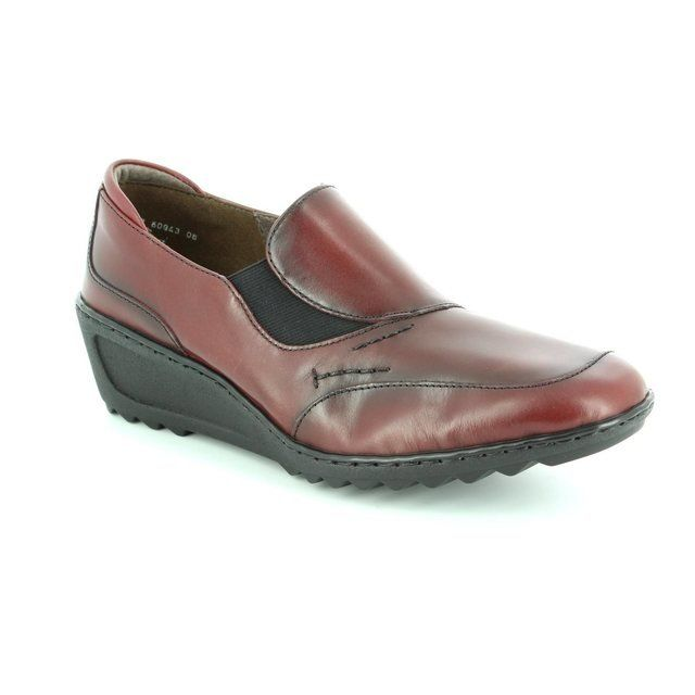 Ara Everyday Shoes - Wine - 2260943/06 REGGIRUB