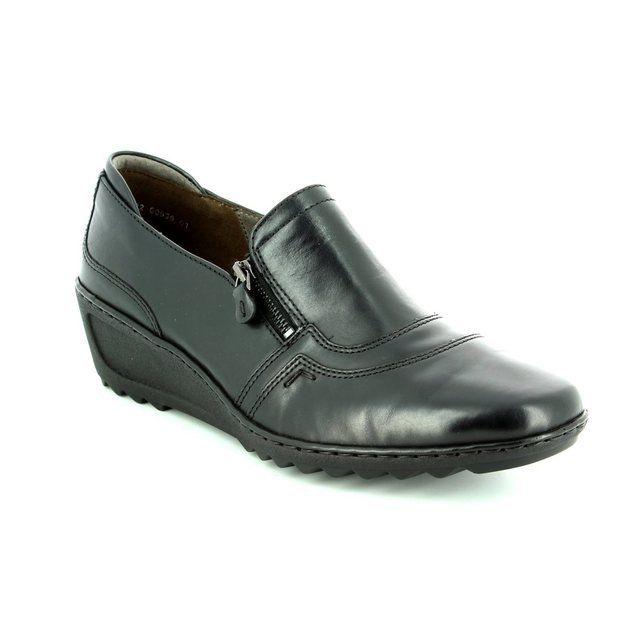Ara Everyday Shoes - Black - 2260939/01 REGGIZIP