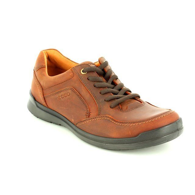ECCO How Remote 524534-02053 Brown casual shoes