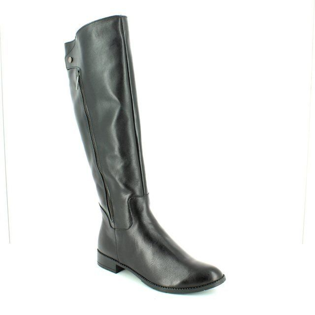 Alpina 7I17-1 Black long boots