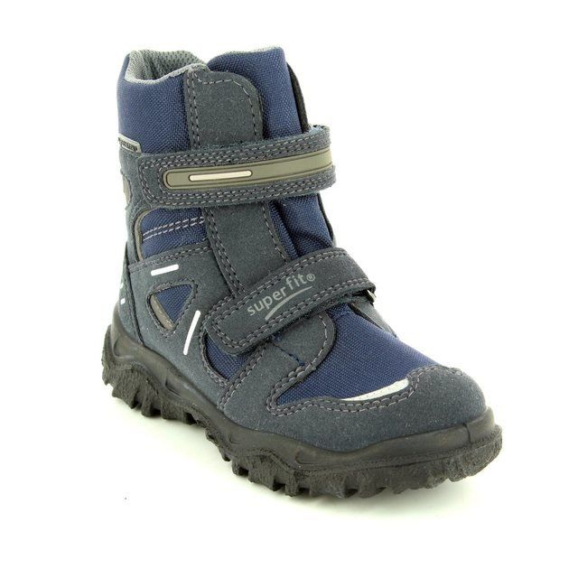 Superfit Boys Boots - Navy - 00080/80 HUSKY GORE-TEX