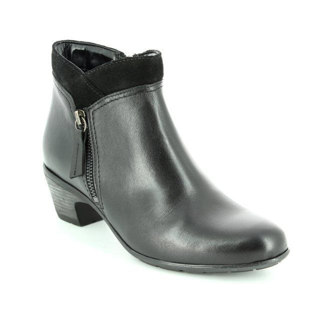 Relaxshoe 047719-31 Black ankle boots