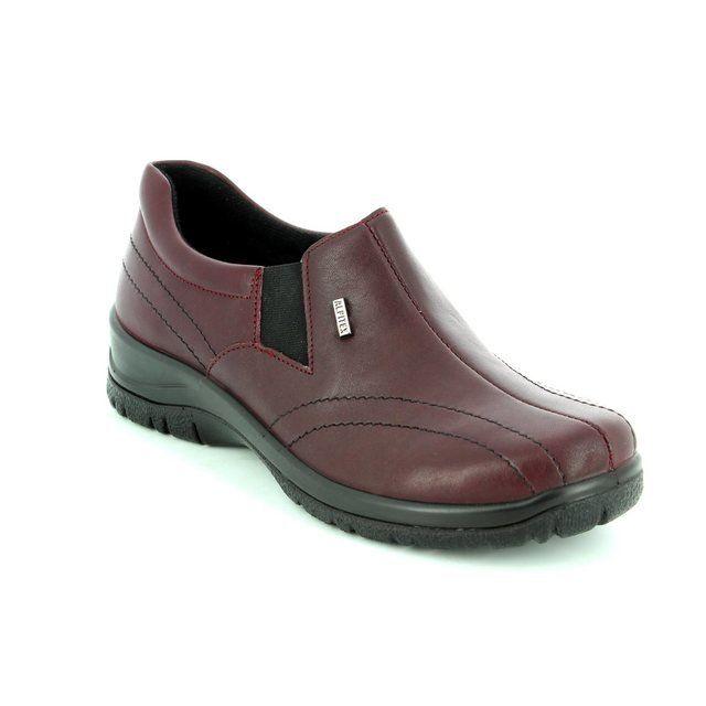 Alpina 4184-K Wine comfort shoes