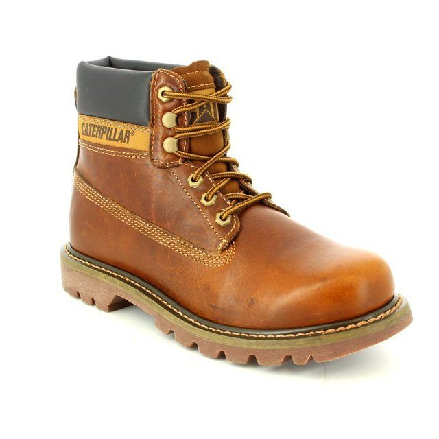 CAT Colorado P720263 Tan boots