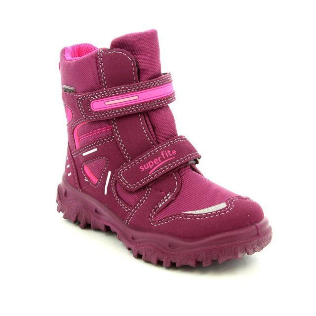 Superfit Husky Gore Tex 00080-40 Purple boots