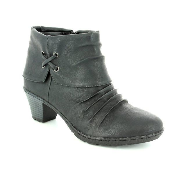 Antonio Dolfi Sagri 225999-85 Black ankle boots