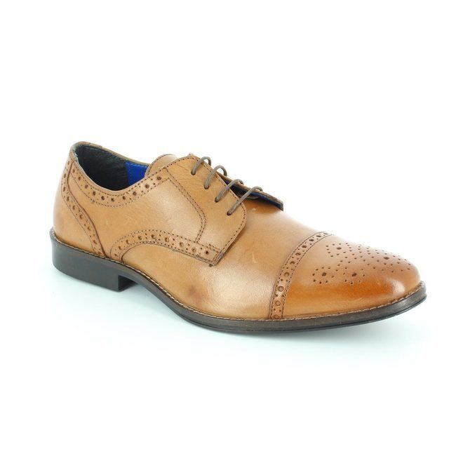 Red Tape Claydon 3003-20 Tan fashion shoes