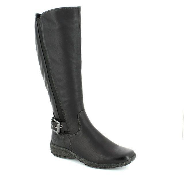 Marco Tozzi Boots - Long - Black - 25624/002 NIVALONG 62