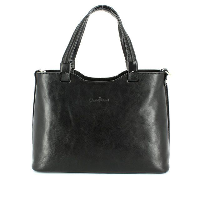 Gianni Conti Handbags - Black - 9403025/10 HOBO ANTIQUED