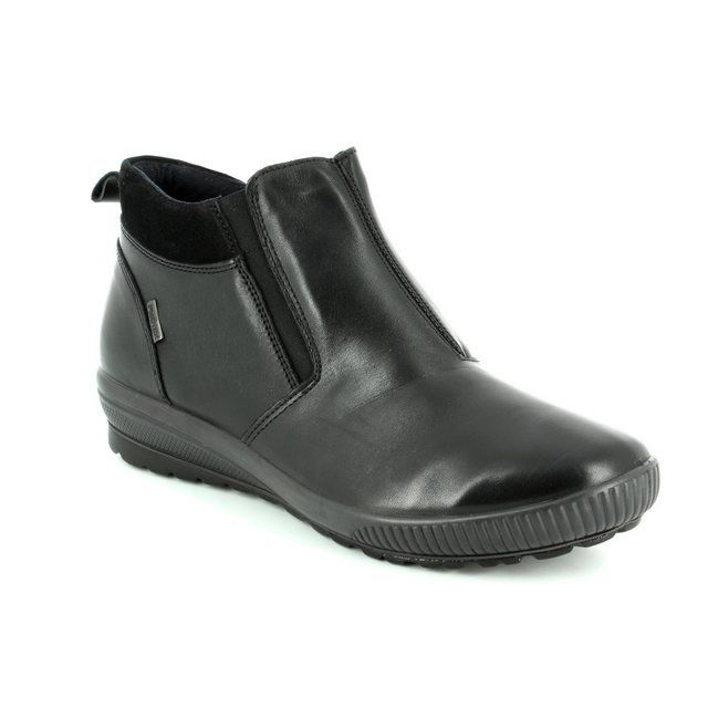 IMAC 62348-1400011 Black ankle boots