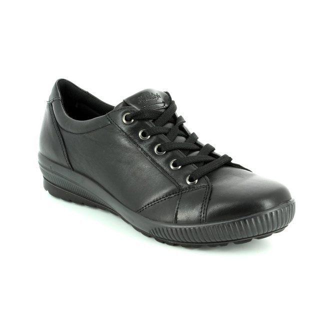 IMAC 62300-1400011 Black lacing shoes
