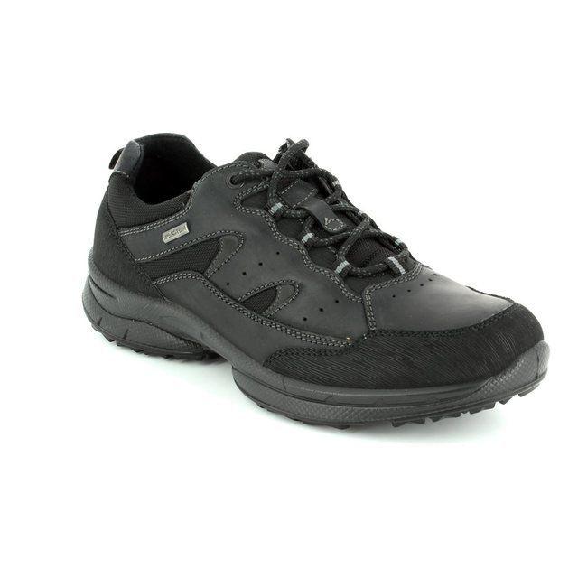 IMAC 61538-3400011 Black casual shoes