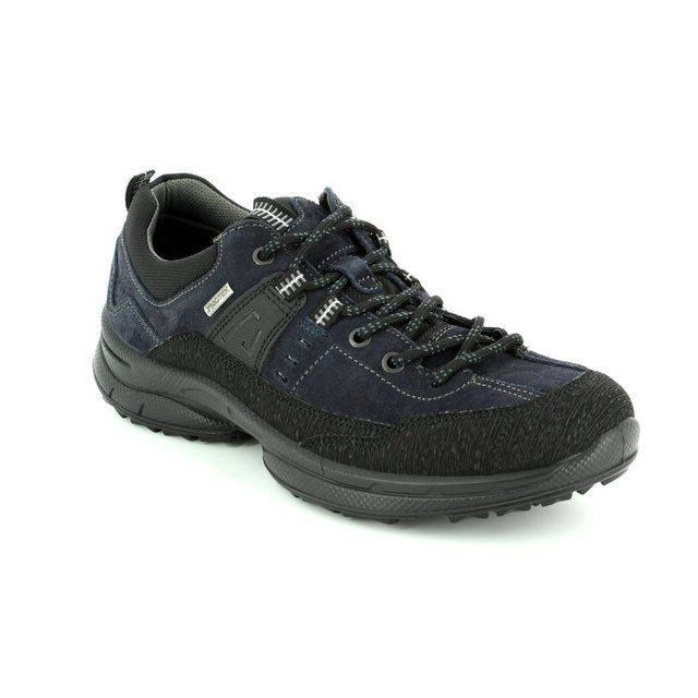 IMAC Race Tex 61489-7805511 Navy multi casual shoes