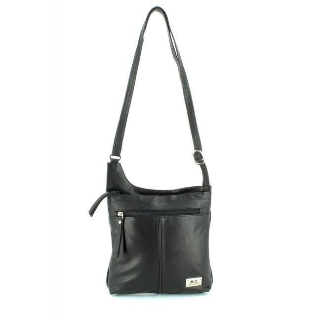 Gigi Bags P4173 Body Bag 4173-03 Black handbag