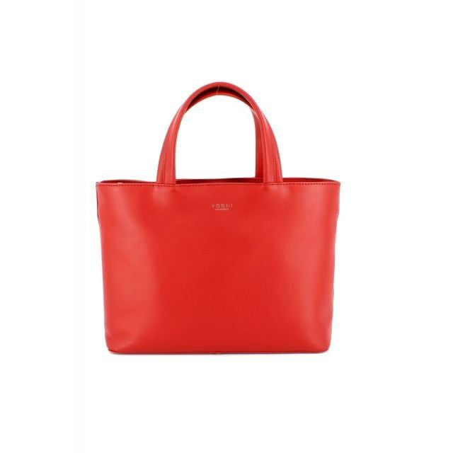 Yoshi Lichfield Handbags - Red - 0026/80 Y26 Hampton Red Leather Grab Bag