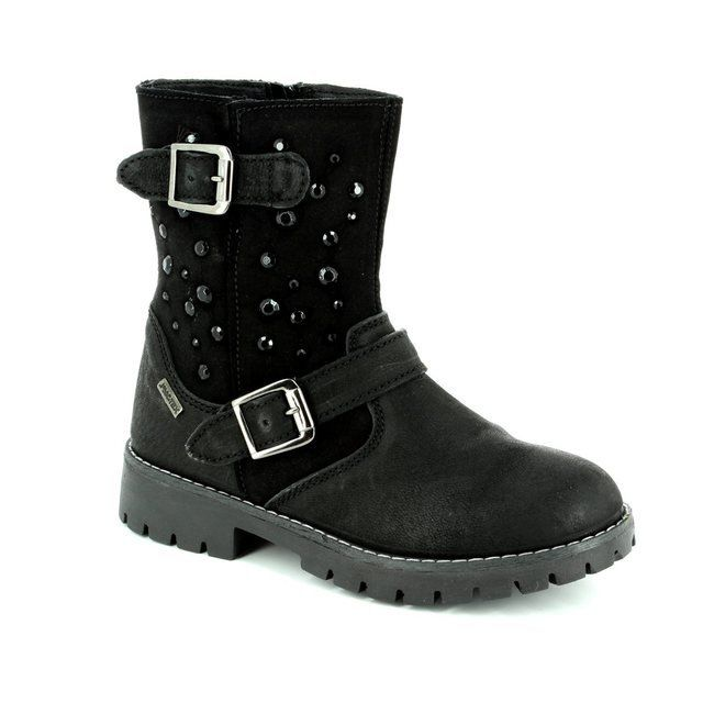 IMAC Girls Boots - Black - 63998/5110011 ROCKETEX