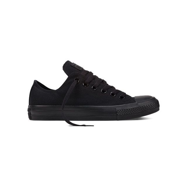 Converse Boys Trainers & Canvas - Black - M5039C/006 C TAYLOR OX
