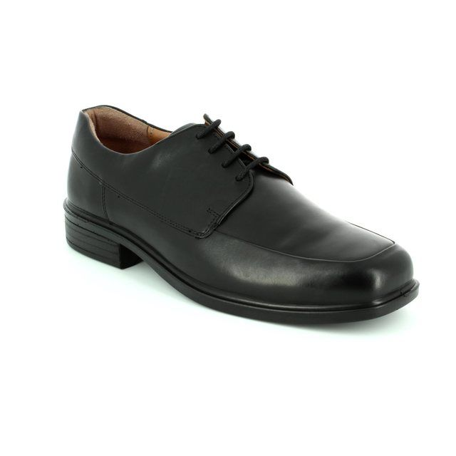Padders Ryan 147-35 Black formal shoes