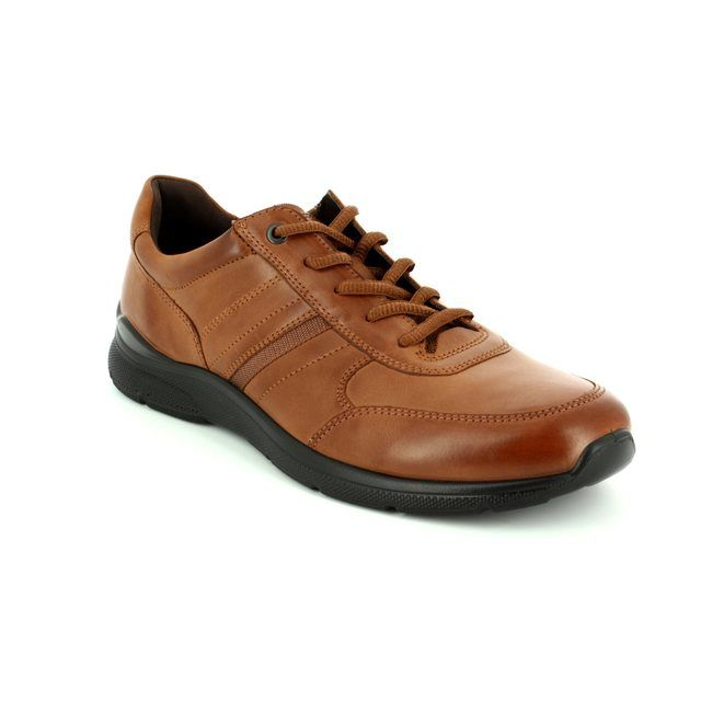 ECCO Irving Too 511564-02195 Brown casual shoes