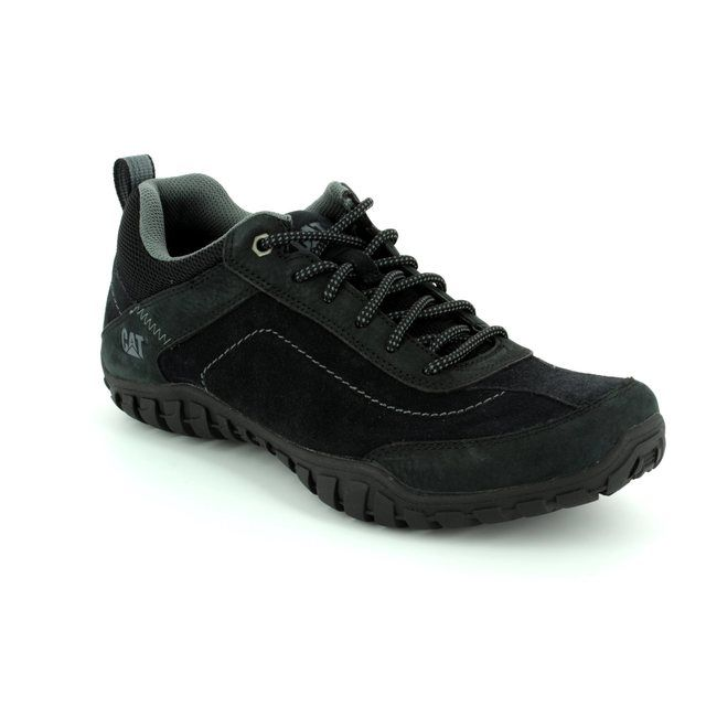 CAT Arise P721362 Black casual shoes