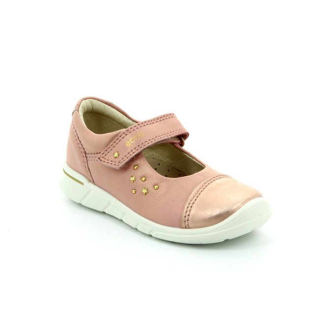 ECCO First Bar 754001-01118 Pink multi first shoes