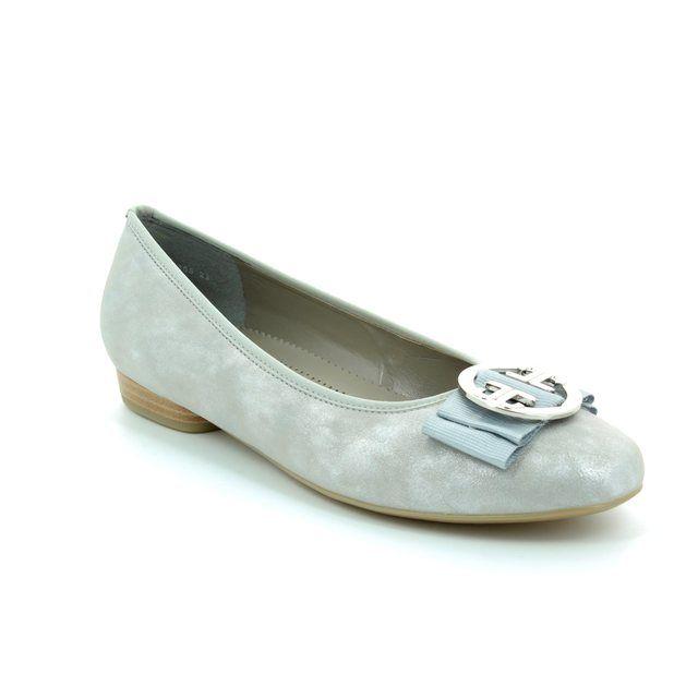 Ara Pisachanel 2263306-23 Silver pumps