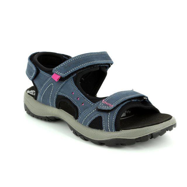 IMAC Lake  71 73161-3059071 Navy sandals
