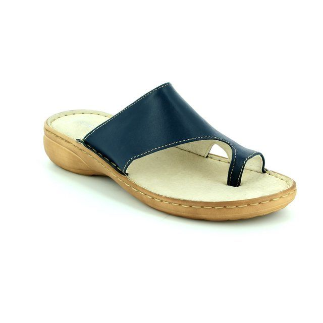 Marco Tozzi Ocetto 27900-805 Navy sandals