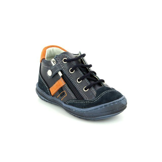 Primigi Baby Nordic 7069377-70 Navy multi first shoes