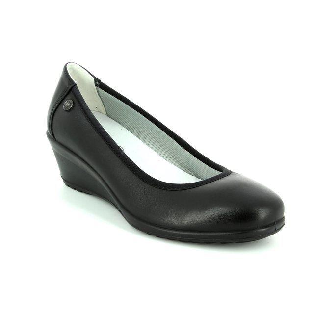 IMAC 71910-1400011 Black heeled shoes