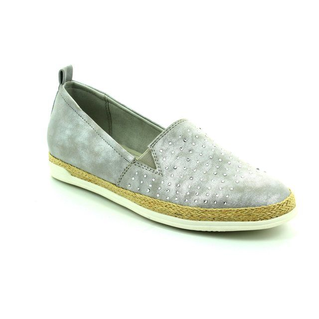 Ara Long Island 2257430-79 Silver comfort shoes