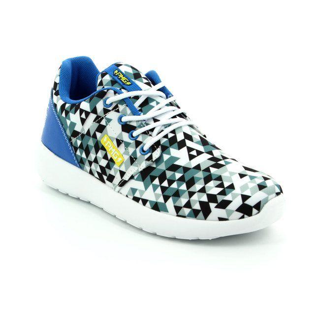 Primigi Boyd 7288700-40 Black white everyday shoes