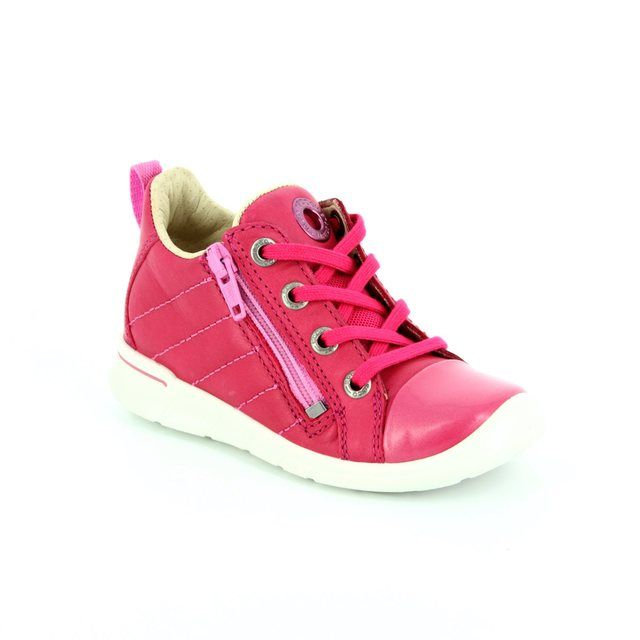 ECCO First Zip 754041-50229 Fuchsia first shoes