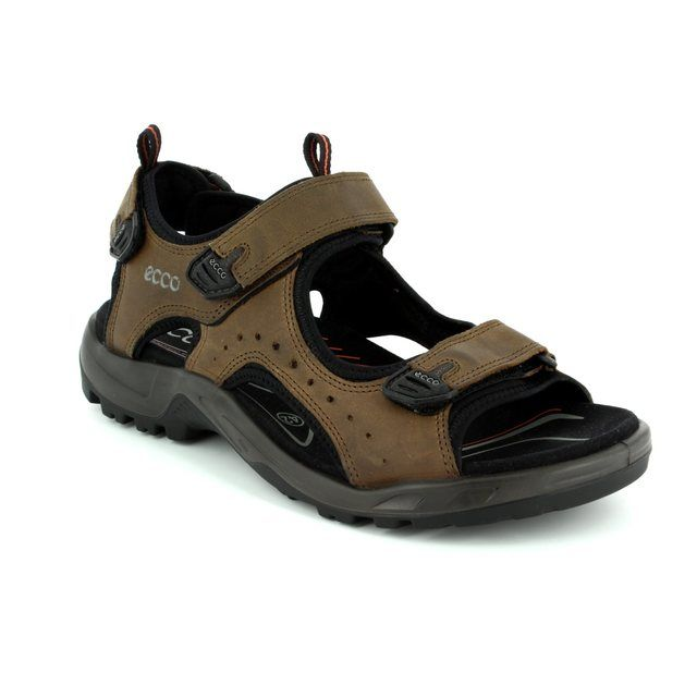 ECCO Offroad Mens 822044-02114 Brown sandals