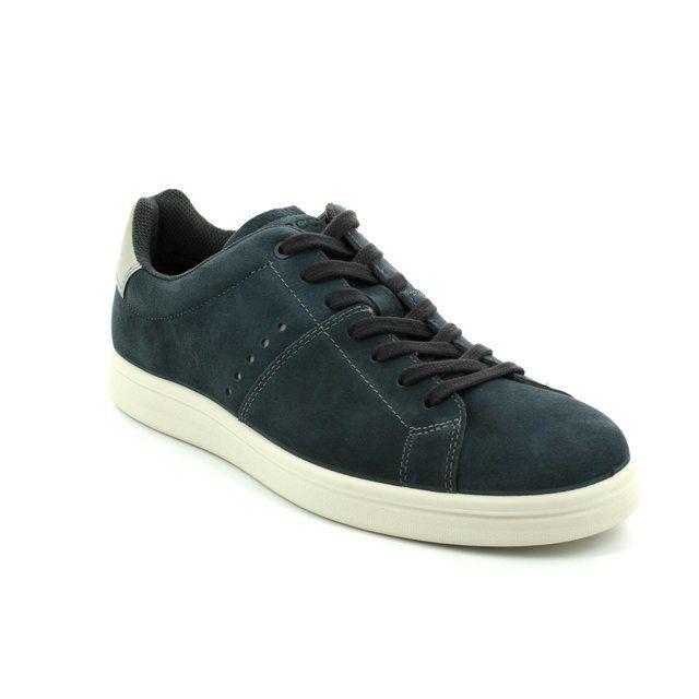 ECCO Kallum 536604-50509 Grey casual shoes