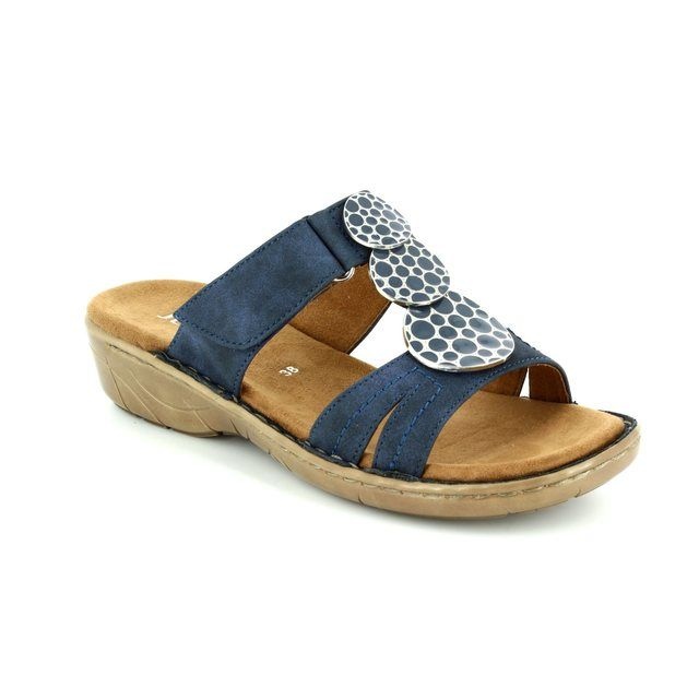 Ara Kormudis 71 2257285-76 Navy sandals