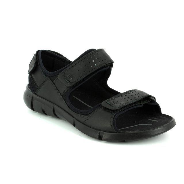 ECCO Intrinsic Sandal Mens 842014-51052 Black sandals