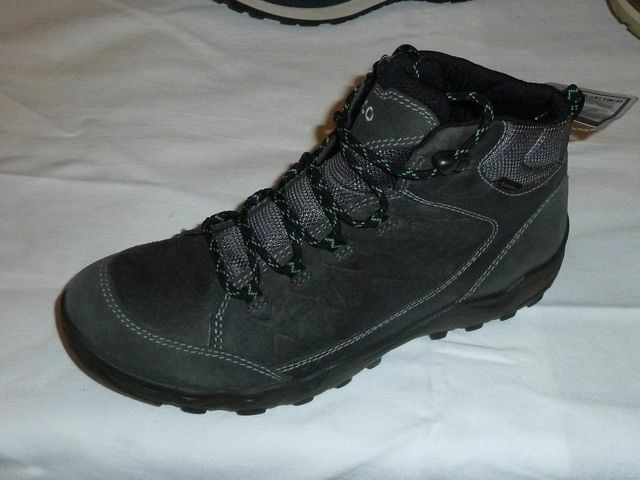 ECCO ULTERRA GORE-TEX 823173-52664 Grey walking boots