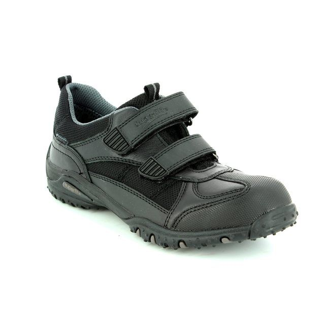 Superfit Joe Gore Tex 08361-01 Black everyday shoes