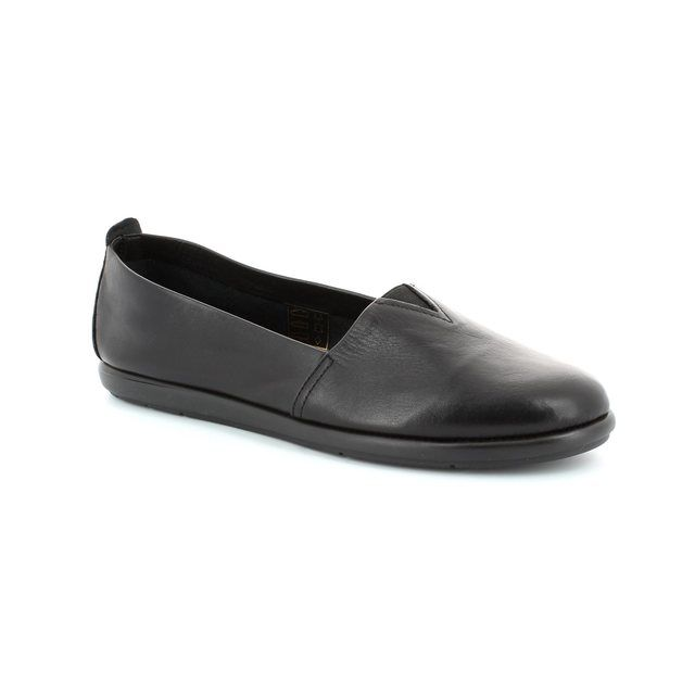 Aerosoles Catalan 1014-10 Black comfort shoes