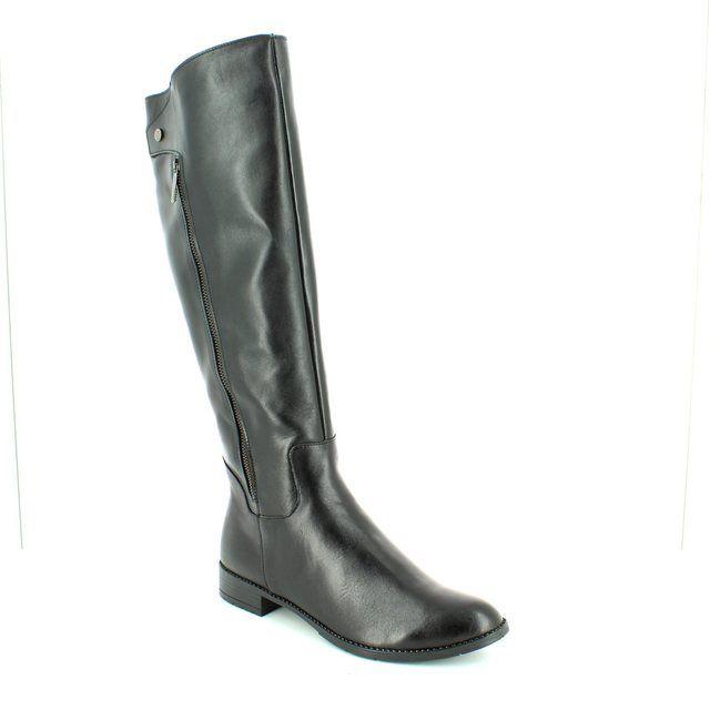 Alpina Biancaz 7I17-1 Black long boots