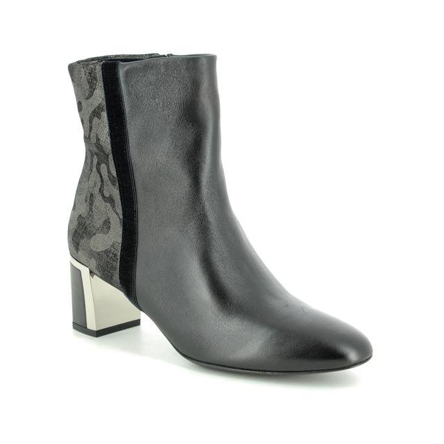 Alpina Ankle Boots - Black leather - 7L53/1 ESTELLEANK