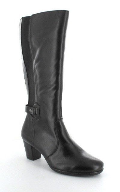 Alpina Knee-high Boots - Black - 7F74/30 GWEN